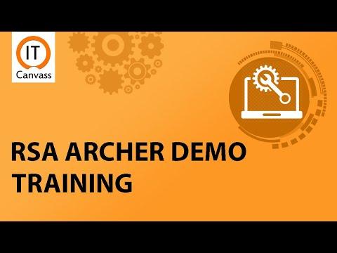 RSA Archer | RSA Archer Tutorial | RSA Archer Training | IT ...