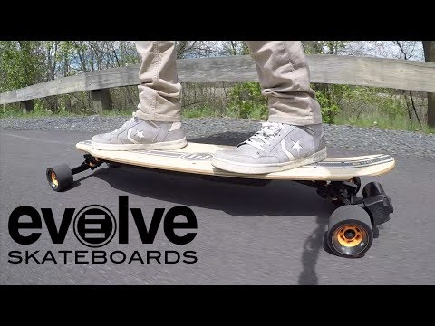 Evolve Bamboo ONE Review – Electric Longboard