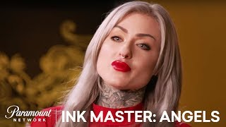 Mess with an Angel, Get the Horns: Elimination Tattoo Sneak Peek | Ink Master: Angels (Season 2)