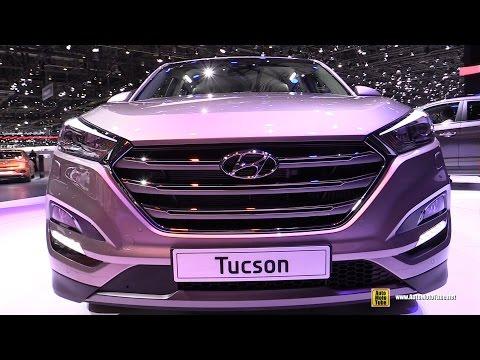 2016 Hyundai Tucson - Exterior and Interior Walkaround