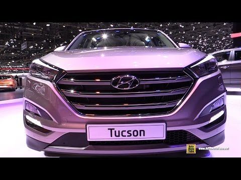 Hyundai  Tucson Паркетник класса J - рекламное видео 4