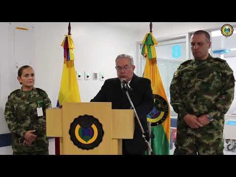 El Hospital Militar Central inaugura su tercera Unidad de Cuidados Intensivos UCI