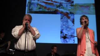 Furry Sings the Blues - Joni Mitchell cover - Robin Adler & Mutts of the Planet