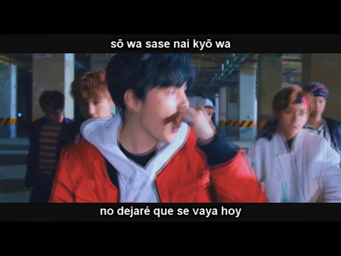 [Sub Español/Romaji] BTS - Not Today (Japanese Ver.)