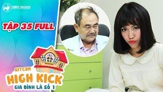 Gia đình là số 1 sitcom | tập 35 full: choáng khi Diệu Nhi bị bác sĩ Việt Anh