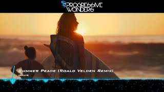 Z8phyR - Summer Peace (Roald Velden Remix) [Music Video] [Synth Collective]