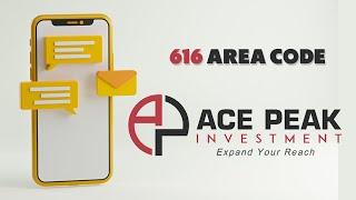 616 area code - Ace peak investment