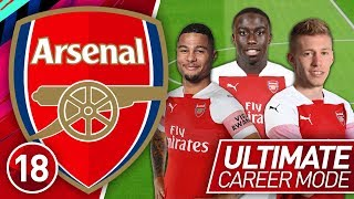 FIFA 19 ARSENAL CAREER MODE #18 | NEW PLAYER DEBUTS! (ULTIMATE DIFFICULTY)