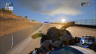 RIDE 3 - BMW Team Tyco BMW Motorrad Racing 2018 - Test Ride Gameplay (HD) [1080p60FPS]