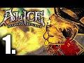 Alice Madness Returns Parte 1 El Siniestro Mundo De Ali