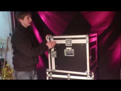 Video Check: Thon L-Rack 6U 45 Service Hatch