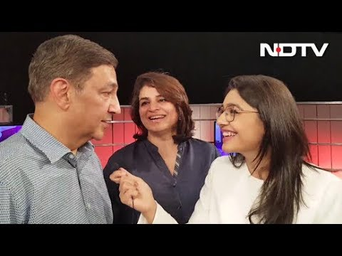 The Sky Is Pink- The Untold Story:  Real-life Parents Of Aisha Chaudhary Speak To NDTV