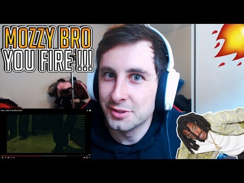 Mozzy - Choke On Me (Official Video) - REACTION