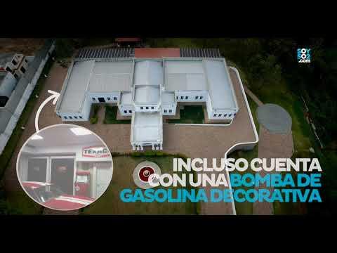 Esta es la casa de Manuel Baldizón que allanó el MP