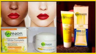 Garnier Night Cream For Oily Skin | Garnier Face Cream, Garnier Face Wash, Beauty Tips By Gt