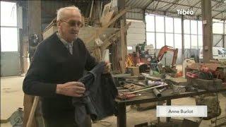 Francis Carée, inventeur infatigable de 85 ans (Finistère)