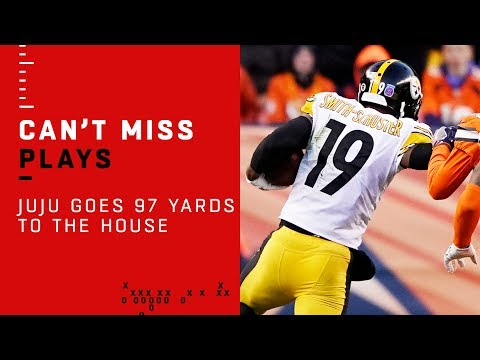 JuJu Goes 97 Yards to the House!!!