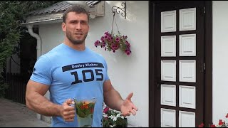 Dmitry Klokov about Sauna & Massage