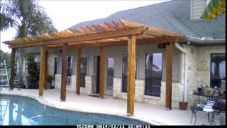Build a Pergola in 15 minutes - Video Youtube