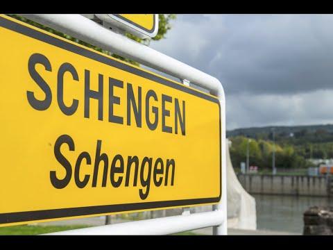Minuto Europeu nº 36 - Espaço Schengen