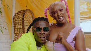 Cuppy - Karma Ft. Stonebwoy (Official Music Video)