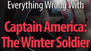 Everything Wrong With Captain America: The Winter Soldier