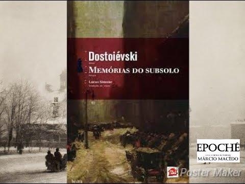 Memórias do Subsolo de Dostoiévski