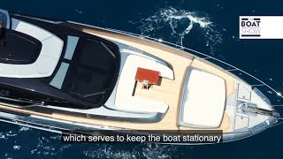 RIVA 88 FOLGORE - Exclusive Yacht Tour & Review - The Boat Show