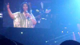 Aretha Franklin - God Will Take Care of You - McDGospelfest 2013 in NJ