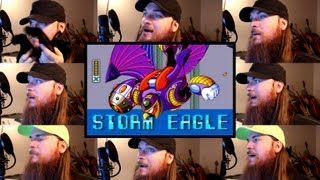Mega Man X - Storm Eagle Acapella