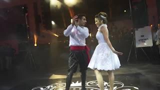 ריקוד גרוזיני מהחתונה mokle kaba wedding dance