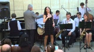 Концерт биг-бэнда Ростовской консерватории под управлением В.Бударина