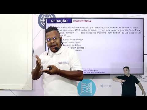 Aula 05 | Competência I: Como Encontrar o Sujeito da Oração - Parte 03 de 03 - Exercícios - Redação
