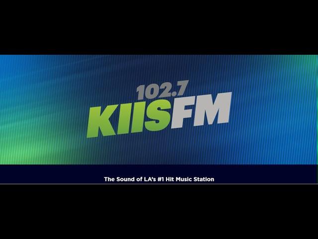 102.7 KIIS FM LA 2020 CHR Jingles Package ReelWorld