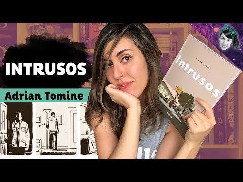 HQ INTRUSOS, de Adrian Tomine: Melhor quadrinho para quem curte livros mais literários | LIVRO LAB
