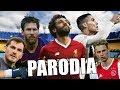 Canción Cuartos Champions League 2018-2019 (Parodia Bad Bunny - Desde El Corazón)