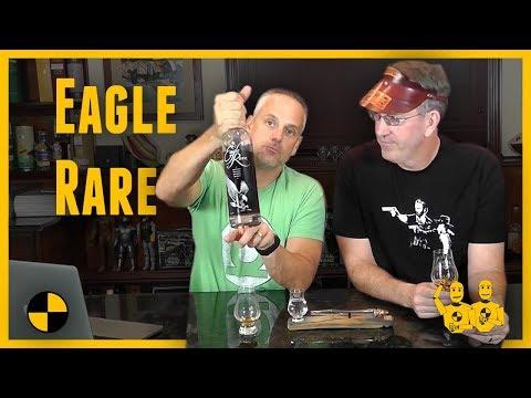 Whiskey Review #226 'Eagle Rare' Kentucky Straight Bourbon… YouTube