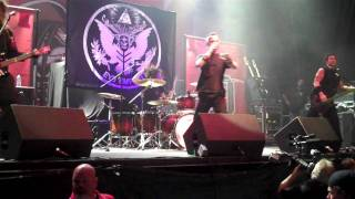 EYE EMPIRE - Bull in a China Shop @ Jannus Live ~ St Petersburg, FL ~ 11/23/11