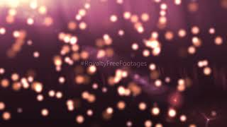 particles bokeh effects | particles light leaks video | bokeh background hd | Royalty Free Footages