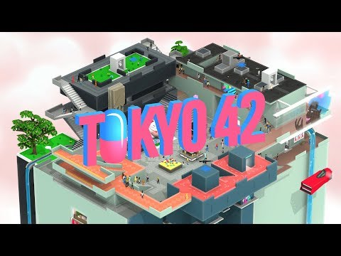 Tokyo 42 Launch Trailer - Out Now on PC and Xbox One thumbnail