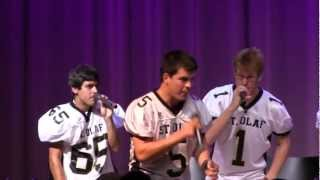 The Limestones - Why Don't We Just Dance? (Josh Turner) - Fall Concert 2012