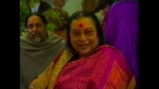 Shri Mataji's answer to award thumbnail