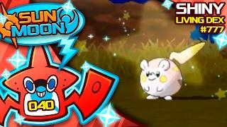 Togedemaru  - (Pokémon) - IS THAT IT?? SHINY TOGEDEMARU!! Quest For Shiny Living Dex #777   Pokemon Sun Moon Shiny #40