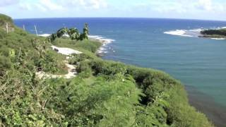 preview picture of video 'Guam Talofofo Bay Viewpoint'