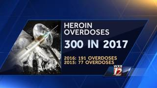 Police tackling heroin-related crimes with new strategy