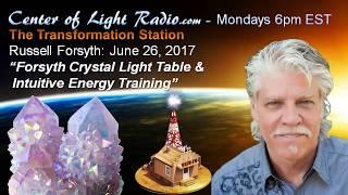 """""""Forsyth Crystal Light Table"""""""