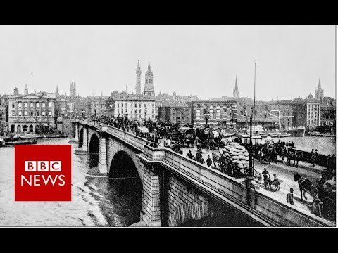 The American who bought London Bridge - BBC News