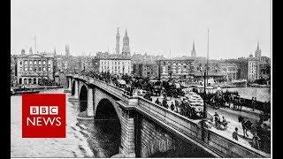 The American who bought London Bridge - BBC News