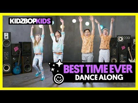 KIDZ BOP Kids - Best Time Ever (Dance Along) [KIDZ BOP 35]
