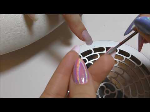 Die Laserbehandlung bei gribke der Nägel Videos
